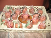 Grubby Votive Candles